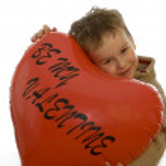 Be My Valentine 2 — Stock Photo