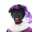 Zwarte Piet — Stock Photo #5918694