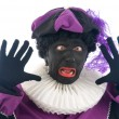 Zwarte Piet — Stock Photo
