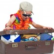 My Suitcase — Stock Photo #5918943