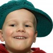 Little Boy with Hat 2 — Stock Photo #5919004