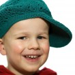 Little Boy with Hat 3 — Stock Photo