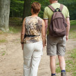 Going for a walk — Stock Photo