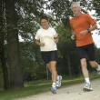 Running Seniors — Stock Photo #5919024