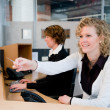 Front desk — Stock Photo #5919152