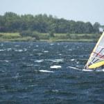 Windsurfer — Stock Photo #5919357