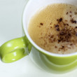 Cappuchino A La Creme - Stock Photo