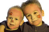 Valentine Brothers — Stock Photo