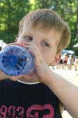 Drinking Water — Stockfoto