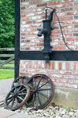 Staré zemědělské stroje — Stock fotografie