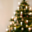 Abstract Christmas Tree — Stockfoto