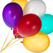 Colorful Balloons — Stock Photo #5920123