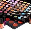Colorful Makeup Kit — Stock Photo