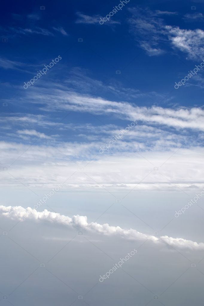 Clouds  Stock Photo #5936913