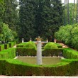 Garden in Alcazar Palace — Stock Photo #5953130
