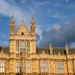 Foto Stock: Houses of Parliament