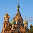 Royalty-Free Stock Photo: The Church of the Savior on Spilled Blood