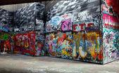 Grafiti — Stok fotoğraf