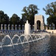 WWII Memorial in Washington DC — Stock Photo #5969179