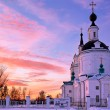 Russian church - 图库照片