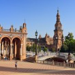 Plaza de Espana, Sevilla — Stock Photo #6003925