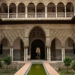 Alcazar in Sevilla — Stock Photo #6004338