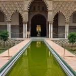 Alcazar in Sevilla — Stock Photo #6004432