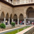 Alcazar in Sevilla - Stock Photo