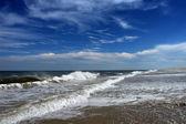 Strand, atlantische oceaan — Stockfoto