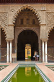 Alcazar in sevilla — Stockfoto
