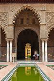 Alcázar de sevilla — Foto de Stock