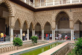Alcazar in Sevilla — Stock Photo