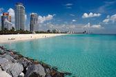South Beach, Miami — Stock Photo