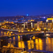View on Prague Bridges — Stock Photo