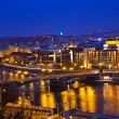 View on Prague Bridges — Stock Photo #6016486