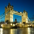 Tower Bridge, London — Stock fotografie
