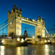 Tower Bridge, London - Lizenzfreies Foto