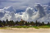 South beach, miami — Foto de Stock