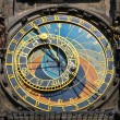 Astronomical clock on Town hall, Prague - Photo