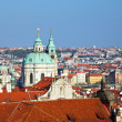 St. Nicholas Church, Prague — Stock Photo