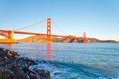 Golden Gate Bridge — Zdjęcie stockowe