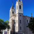 San Jeronimo el Real Church, Madrid — Stock Photo #6040362