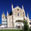 San Jeronimo el Real Church, Madrid — Stock Photo #6040386