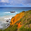 Ocean coast, Great Ocean Road — Stock Photo