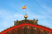 Atocha railway station — Stockfoto