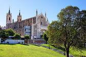 El de jeronimo san verdadera iglesia, madrid — Foto de Stock