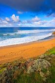 Ocean coast, Great Ocean Road — Zdjęcie stockowe