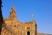 Plaza de espana — Zdjęcie stockowe