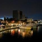 Miami at night — Stock Photo #6052123