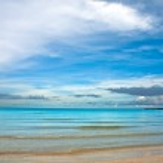 Beach, Atlantic ocean — Stock Photo #6052160
